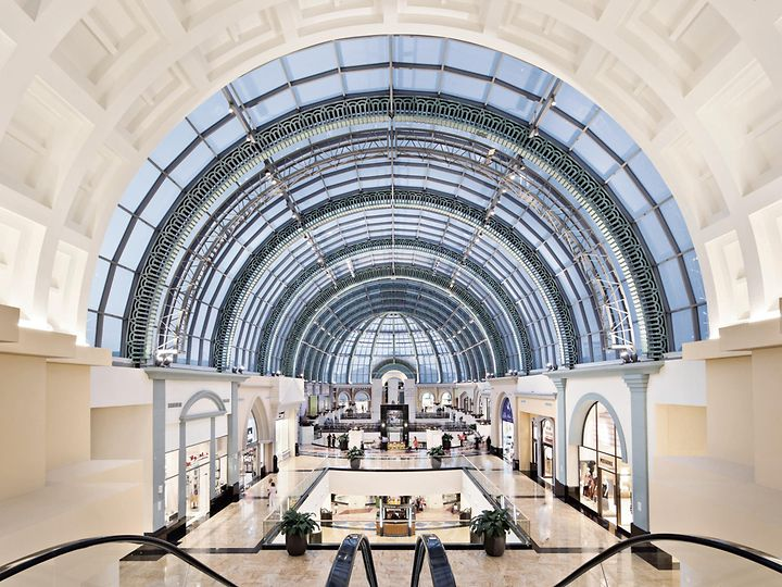 Shopping Malls - Worlds of Experience